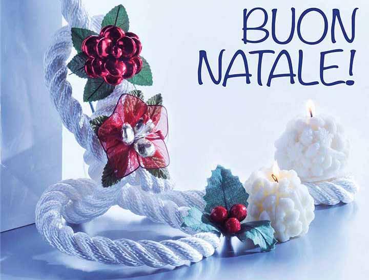 Candele Di Natale Originali: Candele di natale originali.